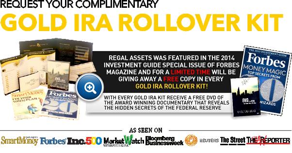Gold IRA Rollover Kit